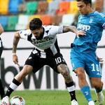 Juventus niespodziewanie przegrał z Udinese. Nie może być pewny tytułu