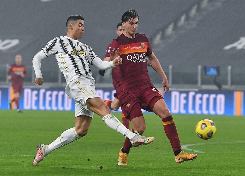Juventus - Roma /ALESSANDRO DI MARCO  /PAP
