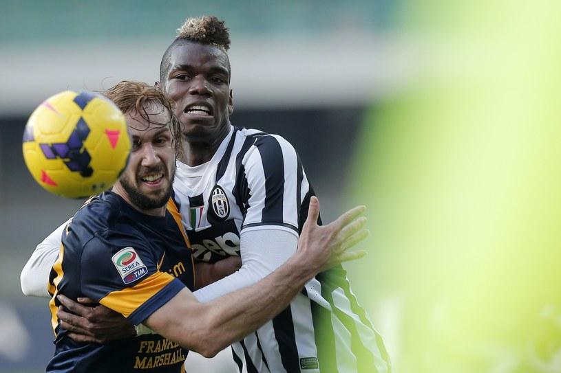 Juventus stracił punkty /AFP