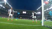 Juventus Turyn - Atalanta Bergamo 1-1 - skrót (ZDJĘCIA ELEVEN SPORTS). WIDEO