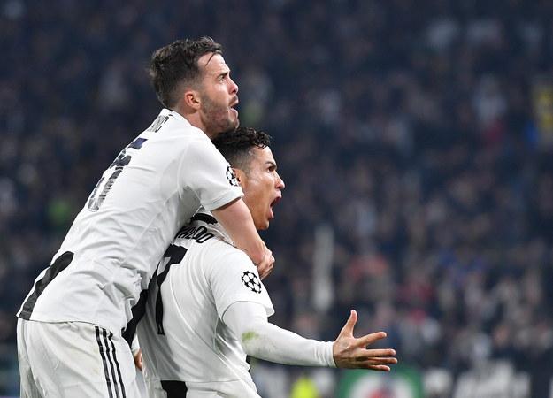 Juventus Turyn – Atletico Madryt 3-0 w 1/8 finału Ligi Mistrzów /ALESSANDRO DI MARCO  /PAP/EPA