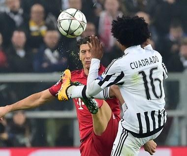 Juventus Turyn - Bayern Monachium 2-2 w 1/8 finału Ligi Mistrzów