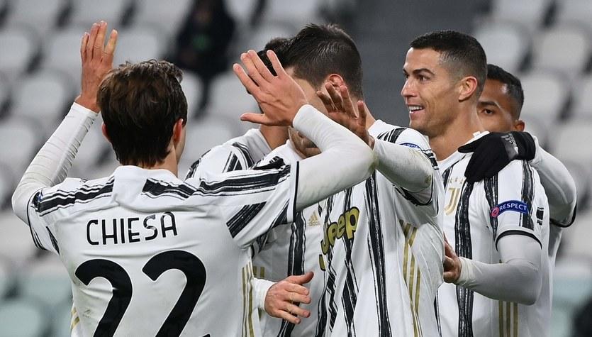 Juventus Turyn - Dynamo Kijów 3-0 w 5. kolejce fazy grupowej Ligi Mistrzów. Cały mecz Wojciecha Szczęsnego i Tomasza Kędziory