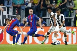Juventus Turyn - FC Barcelona 3-0 w ćwierćfinale Ligi Mistrzów