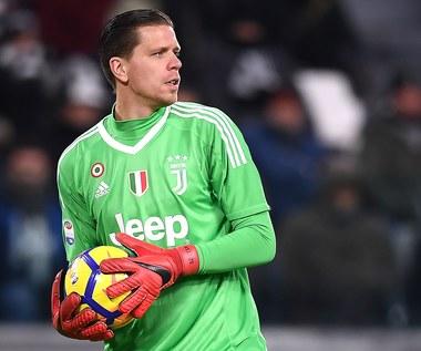 Juventus Turyn - Inter Mediolan 0-0. Grał Wojciech Szczęsny