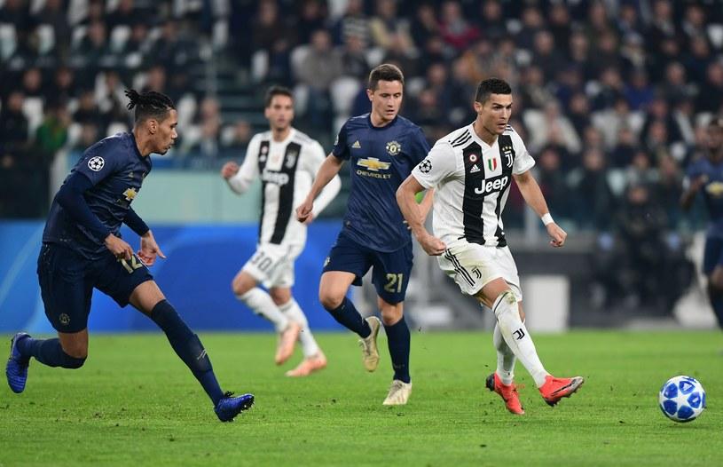 Juventus Turyn - Manchester United /AFP
