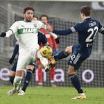 Juventus Turyn - US Sassuolo 3-1 w 17. kolejce Serie A