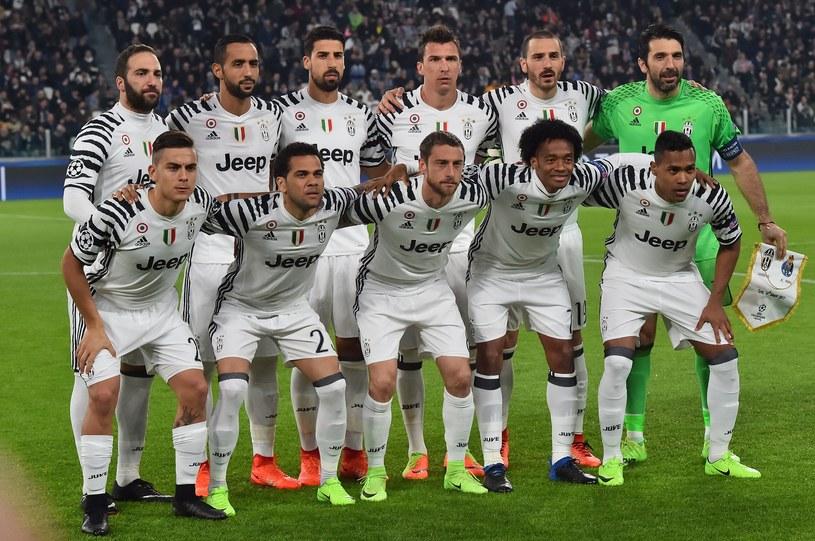 Juventus Turyn /AFP