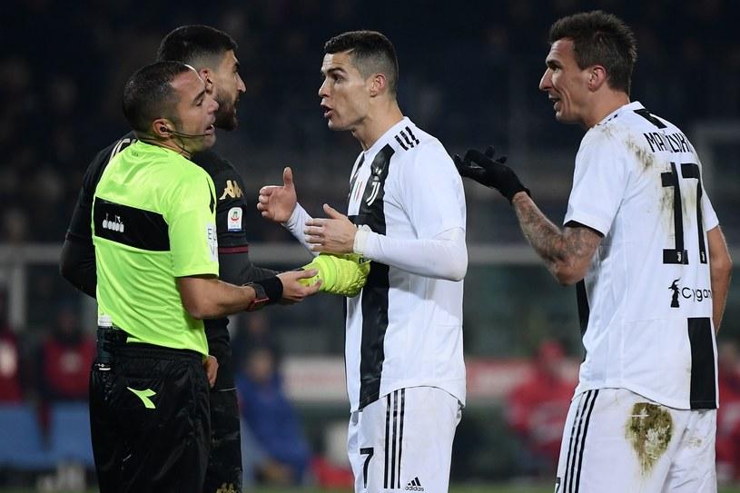 Juventus wygrał kolejne derby Turynu /AFP