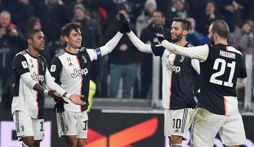 Juventus wywalczył awans do ćwierćfinału Pucharu Włoch /PAP/EPA/ALESSANDRO DI MARCO /PAP/EPA