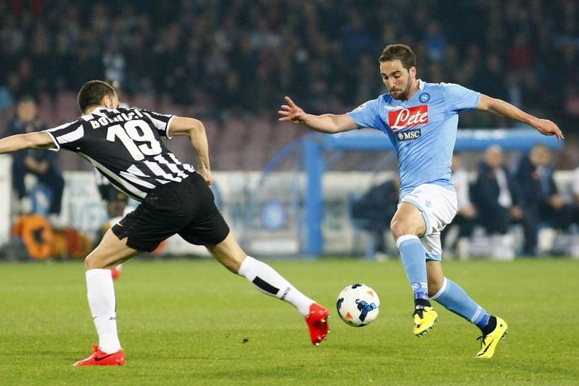 Juventus zmierzy się z Napoli o Superpuchar Włoch /AFP