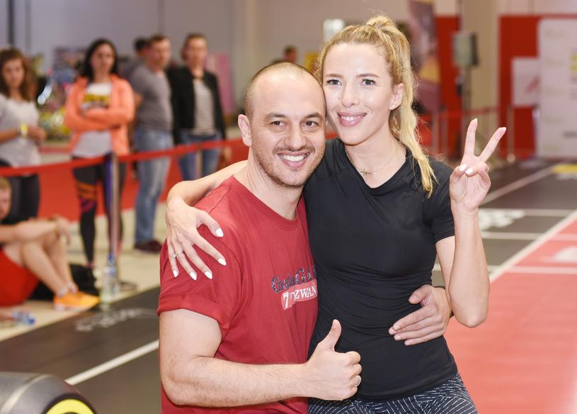 Już 15 lipca podczas #bike&fitness Małopolska Ewa Chodakowska wraz z mężem poprowadzi wyjątkowy grupowy trening! /East News
