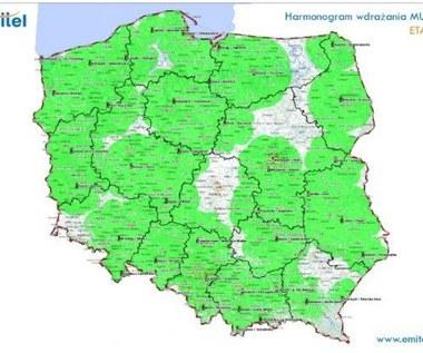 Już 87 proc. Polaków w zasięgu TV cyfrowej