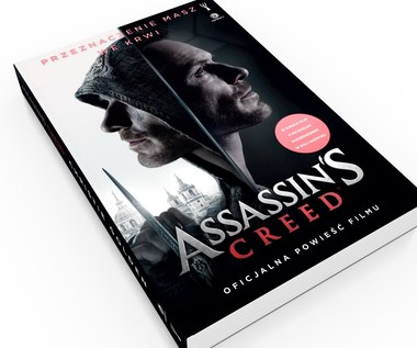 """Już dziś premiera oficjalnej powieści filmu """"Assassin's Creed"""""""