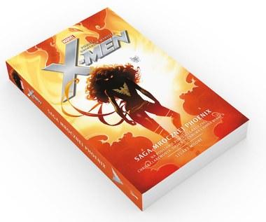 """Już dziś premiera oficjalnej powieści Uniwersum Marvela """"X-Men: Saga Mrocznej Phoenix"""""""