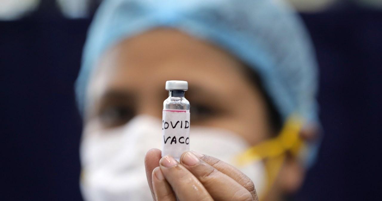 Już końcem stycznia możemy zatwierdzić trzecią szczepionkę przeciw Covid-19: koncernu AstraZeneca