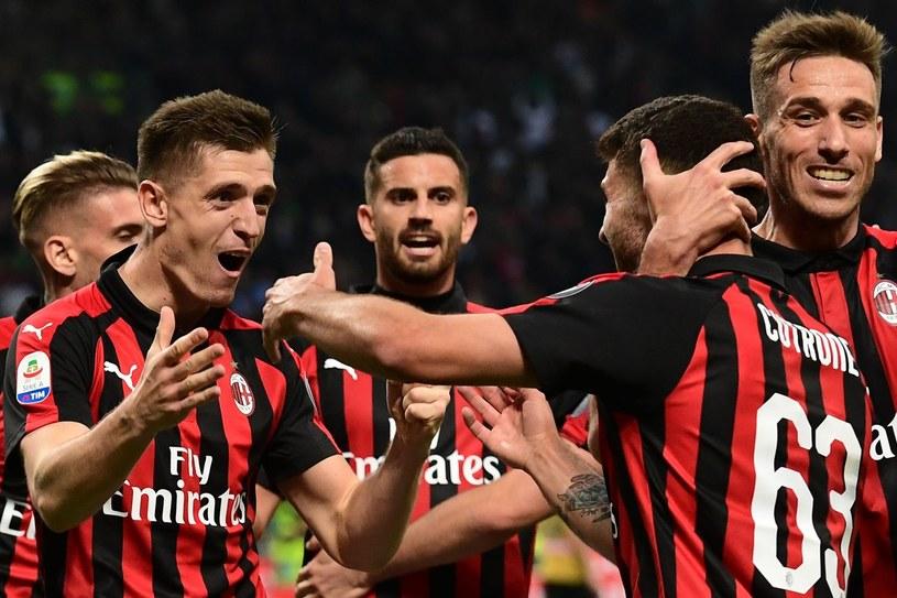 Już nie będzie pary Piątek - Cutrone w Milanie? /AFP