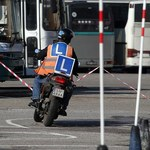 Już nie tak łatwo zostać motocyklistą. Trzeba umieć jeździć
