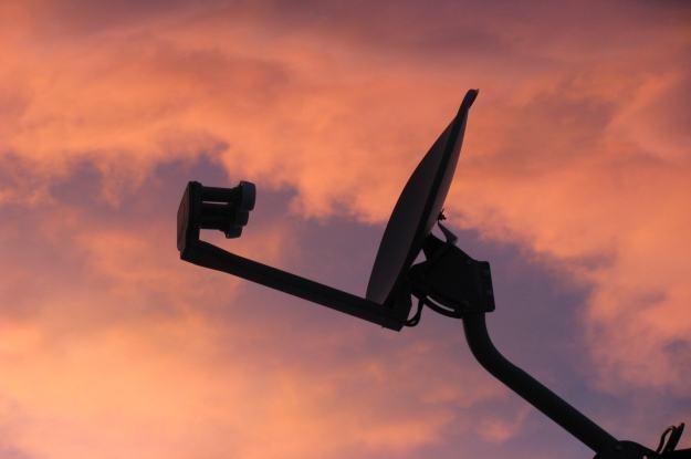 Już nie trzeba satelity, aby korzystać z telewizji cyfrowej - a to dopiero początek /AFP
