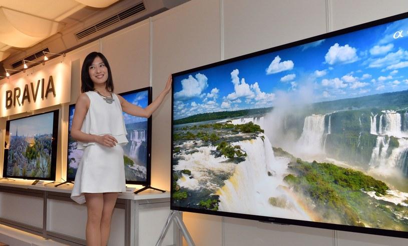 Już nie tylko Ultra HD, ale 8K - w takiej jakości transmitowane będą ikrzyska w Tokio /AFP