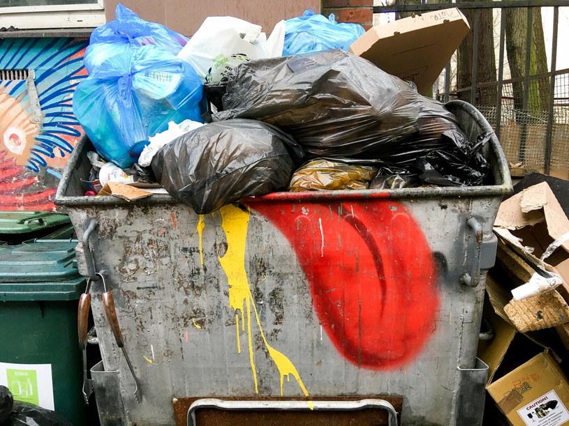 Już nie ukryjesz jakie śmieci wyrzucasz. /Piotr Kamionka /Reporter