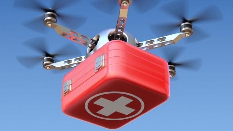 Już niebawem nasze życie na ulicach ratować będą drony-defibrylatory /Geekweek