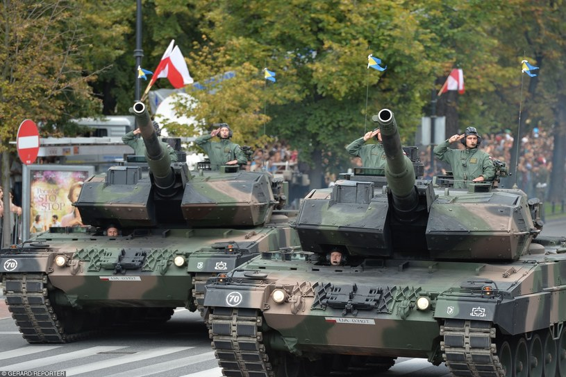 Już niebawem rozpocznie się nowatorska współpraca wojsk polsko-niemieckich /GERARD/REPORTER /East News