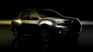 Już niebawem zadebiutuje pick-up od Renault