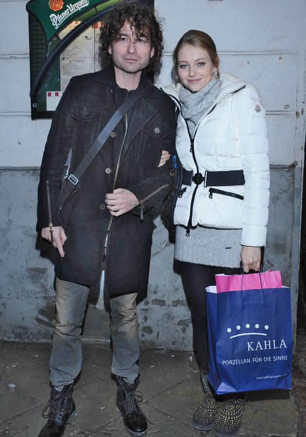 Już niedługo Agata i Piotr Rubikowie wprowadzą się do nowego domu.  /Andras Szilagyi /MWMedia