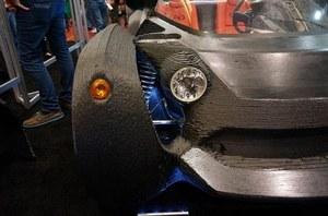 Już niedługo działający samochód stworzymy w drukarce 3D!