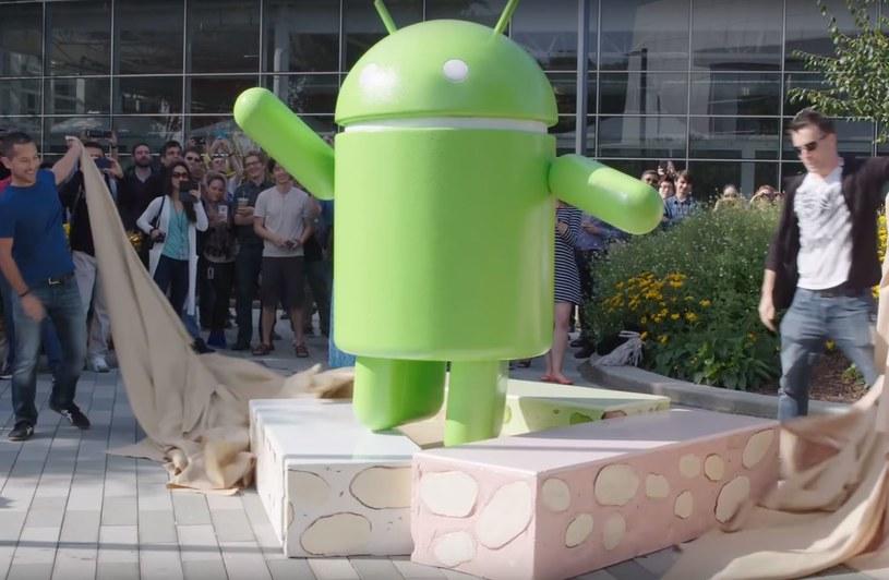 Już oficjalnie - Android N to Android 7.0 Nougat /materiały prasowe
