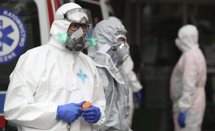 Już ponad 18 tysięcy zakażeń w Małopolsce /AP/Associated Press/East News /East News