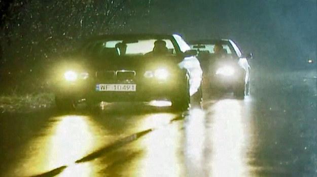 """Już w pierwszym odcinku """"Na Wspólnej"""" byliśmy świadkami śmiertelnego wypadku. /TVN"""