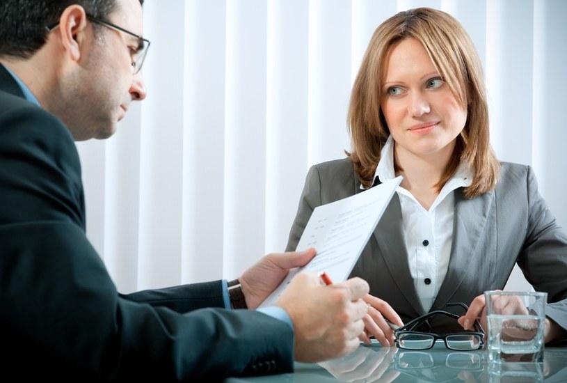 Już w trakcie spotkania z rekruterem i negocjowania warunków zatrudnienia łatwo można zweryfikować, czy praca spełni nasze wymagania /© Panthermedia