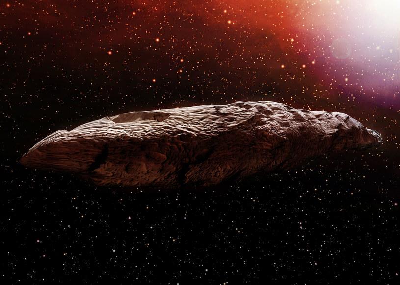 Już wiadomo, czym jest 'Oumuamua /123RF/PICSEL