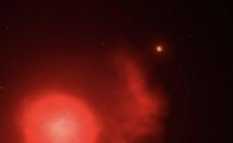 Już wiadomo, jaki los czeka Układ Słoneczny /Fot. W. M. Keck Observatory/Adam Makarenko /materiały prasowe