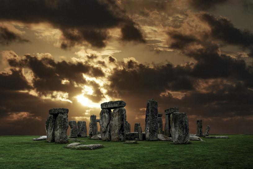 Już wiadomo, skąd pochodzą sarseny w kręgu Stonehenge /123RF/PICSEL