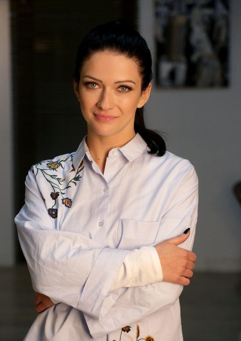 """Już wkrótce do obsady """"M jak miłość"""" dołączy kolejna gwiazda: Julita """"Jula"""" Fabiszewska /MTL Maxfilm"""