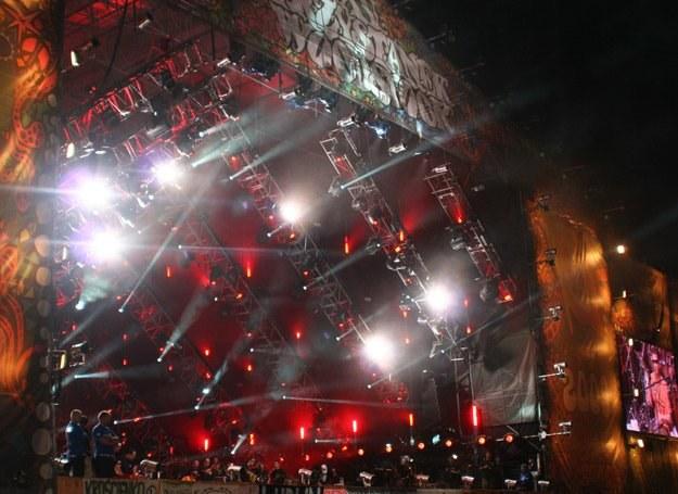 Już wkrótce na woodstockowej scenie zagra wielu wykonawców z całego świata /INTERIA.PL