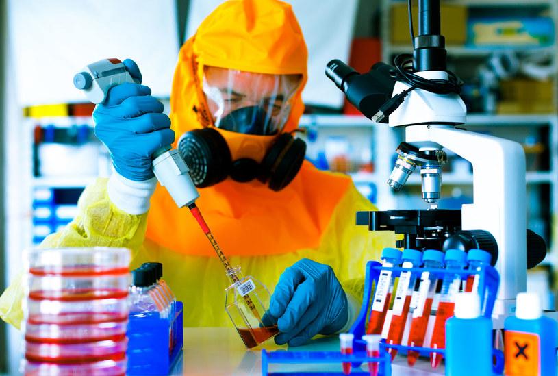 Już wkrótce rozpoczną się prace nad szczepionkami na trzy najniebezpieczniejsze choroby na świecie /123RF/PICSEL