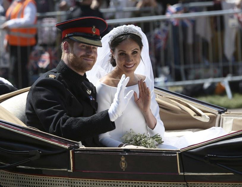 Już wkrótce suknia ślubna księżnej Sussex zostanie zaprezentowana szerokiej publiczności na planowanej wystawie /East News