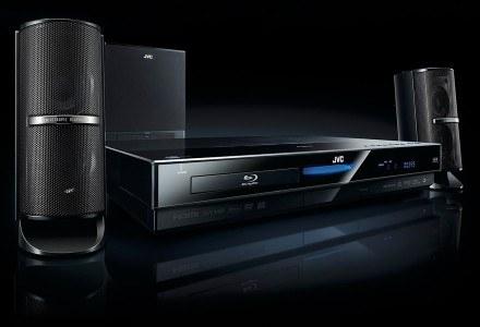 JVC NX-BD3 - debiut filmy JVC w świecie Blu-ray /materiały prasowe