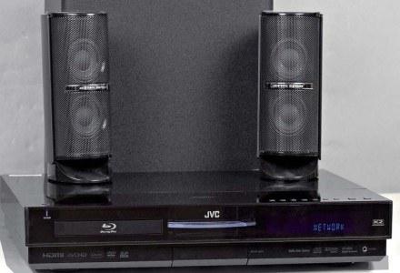 JVC NX-BD3 - tak zestaw wygląda w rzeczywistości /audio.com.pl