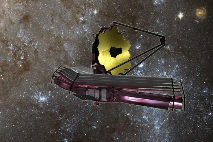 JWST zamelduje się na orbicie 14 lat po terminie /NASA