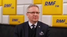 K. Szczerski w RMF FM: Bruksela jest dla mnie środowiskiem, do którego mogę w każdej chwili wejść