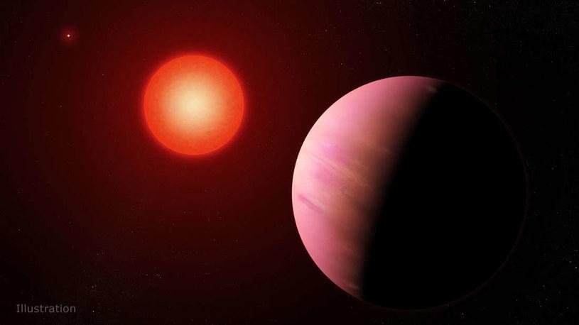 K2-288b to najnowsza odkryta egzoplaneta wielkości Ziemi /materiały prasowe