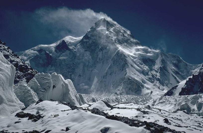 K2, widok od północy /Wikimedia Commons /domena publiczna