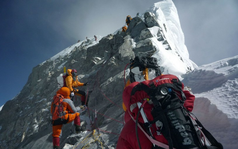 K2 zimą /AFP