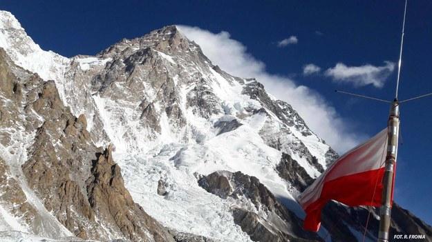K2 /foto. Polski Himalaizm Zimowy 2016-2020 im. Artura Hajzera/Facebook /Facebook