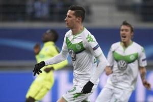 KAA Gent - VfL Wolfsburg 2-3 w 1/8 finału Ligi Mistrzów